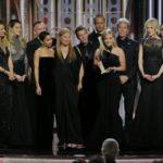 ゴールデングローブ 賞に参列したハリウッド女優のほとんどがブラックのドレスコードだったのは異例中の異例! wiki