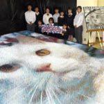 千葉県立我孫子東高校の2018年の文化祭が騒然としている!その理由が爪楊枝(ようじ)?